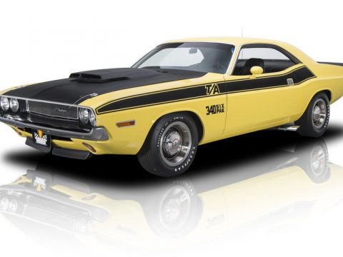 Restored 1970 Dodge Challenger T/A for sale