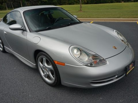 2001 Porsche 911 – Full Leather for sale