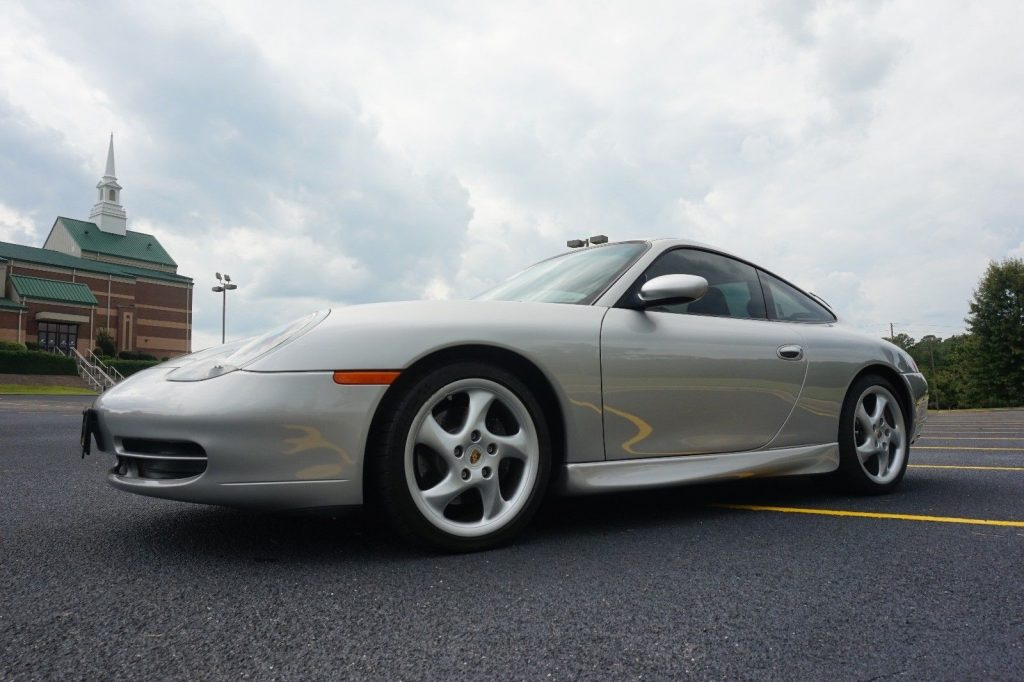 2001 Porsche 911 Full Leather For Sale