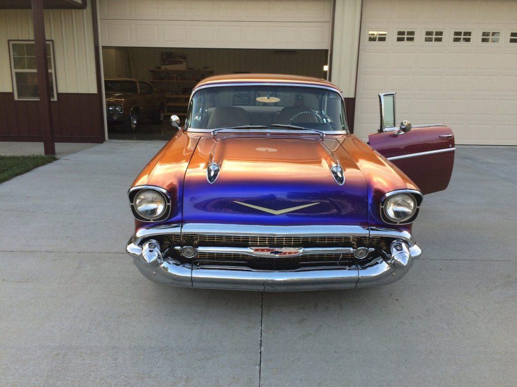 GREAT 1957 Chevrolet Bel Air/150/210 Custom