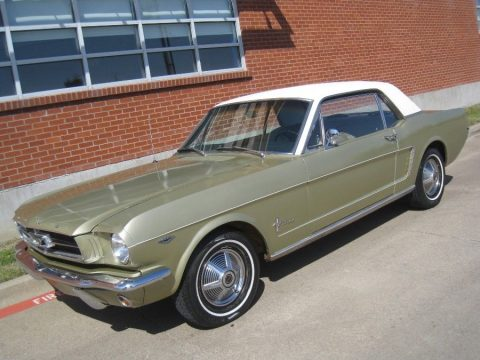 GREAT 1965 Ford Mustang 289 / AC for sale