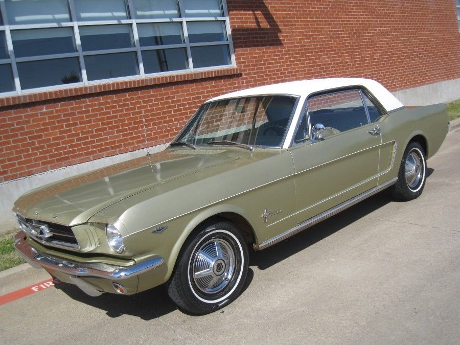GREAT 1965 Ford Mustang 289 / AC