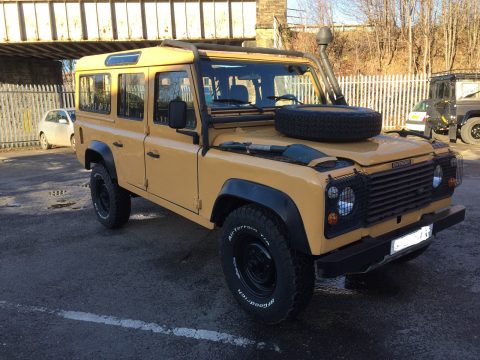 NICE 1991 Land Rover Defender county for sale