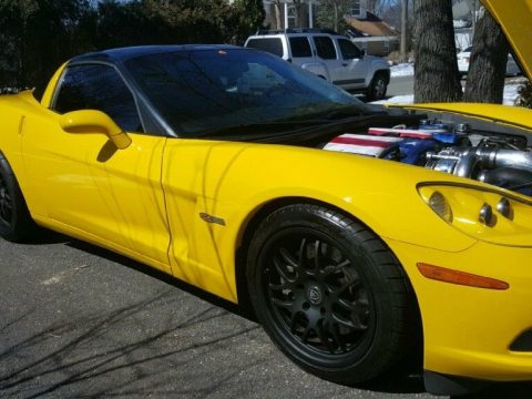 2005 Chevrolet Corvette Z51 – RUNS GREAT for sale