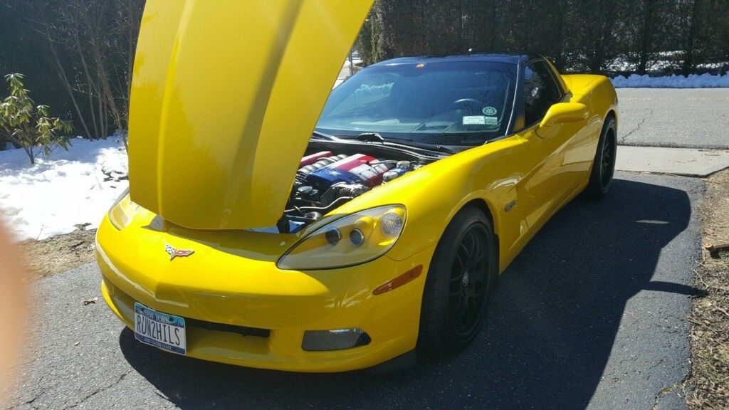 2005 Chevrolet Corvette Z51 – RUNS GREAT