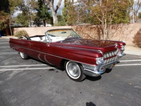 AMAZING 1964 Cadillac Deville for sale