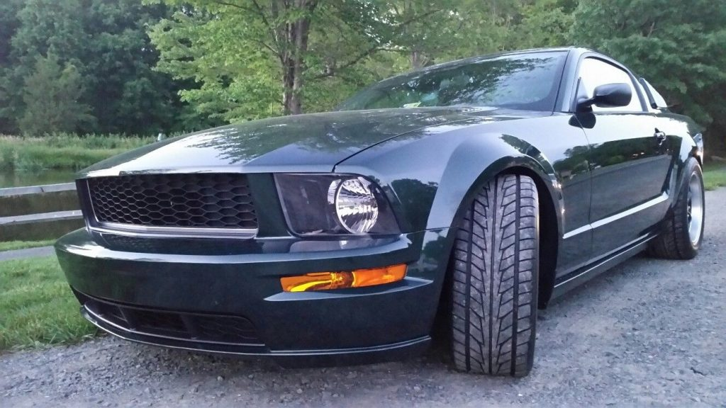 AWESOME 2008 Ford Mustang BULLITT