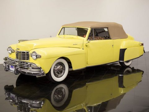 BEAUTIFUL 1948 Lincoln Continental Cabriolet for sale