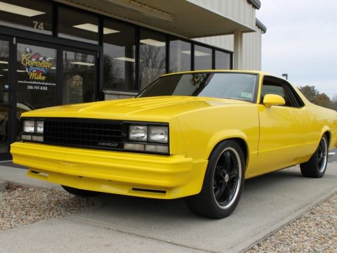 NICE 1978 Chevrolet El Camino for sale