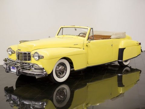 AMAZING 1948 Lincoln Continental Cabriolet for sale