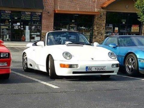 BEAUTIFUL 1987 Porsche 911 Carrera Cabriolet for sale