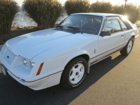 GREAT 1984 Ford Mustang for sale