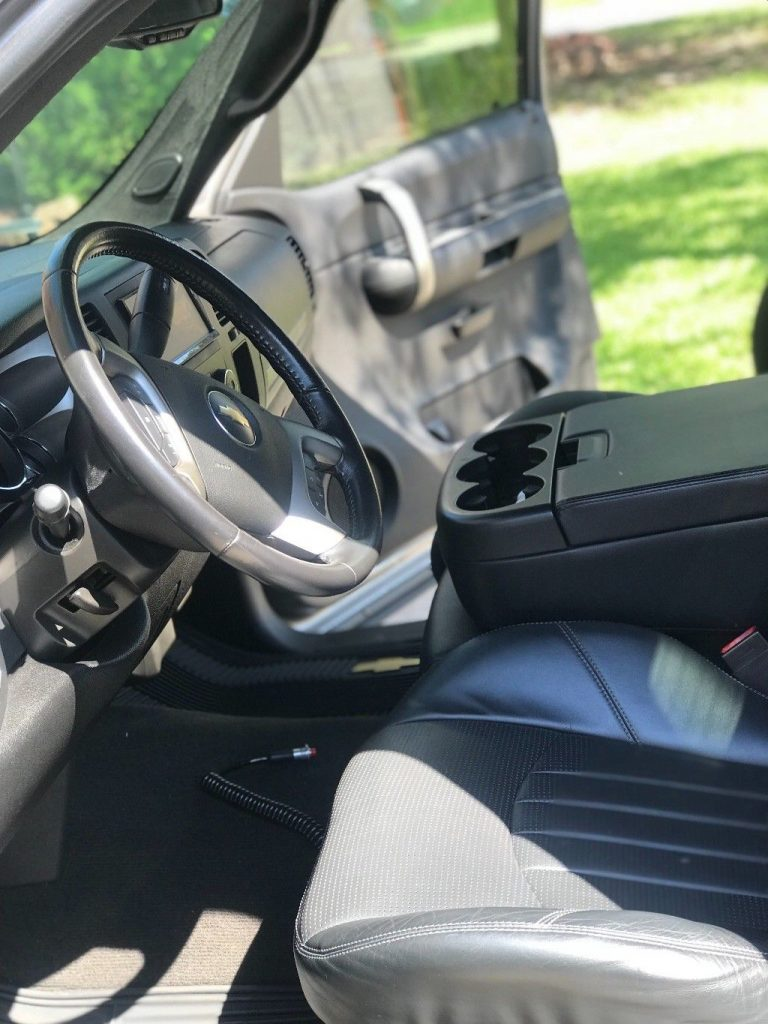 GREAT 2008 Chevrolet Silverado 1500