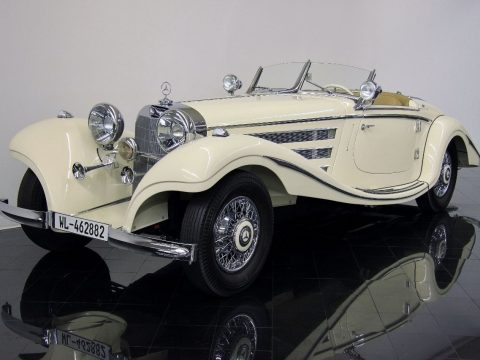 STUNNING 1935 Mercedes Benz 500 Series Special for sale