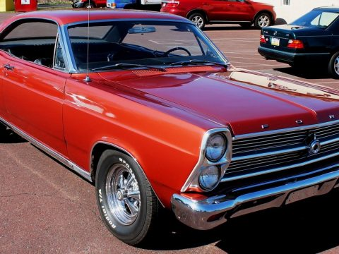 1966 Ford Fairlane 500 in EXCELLENT CONDITION for sale