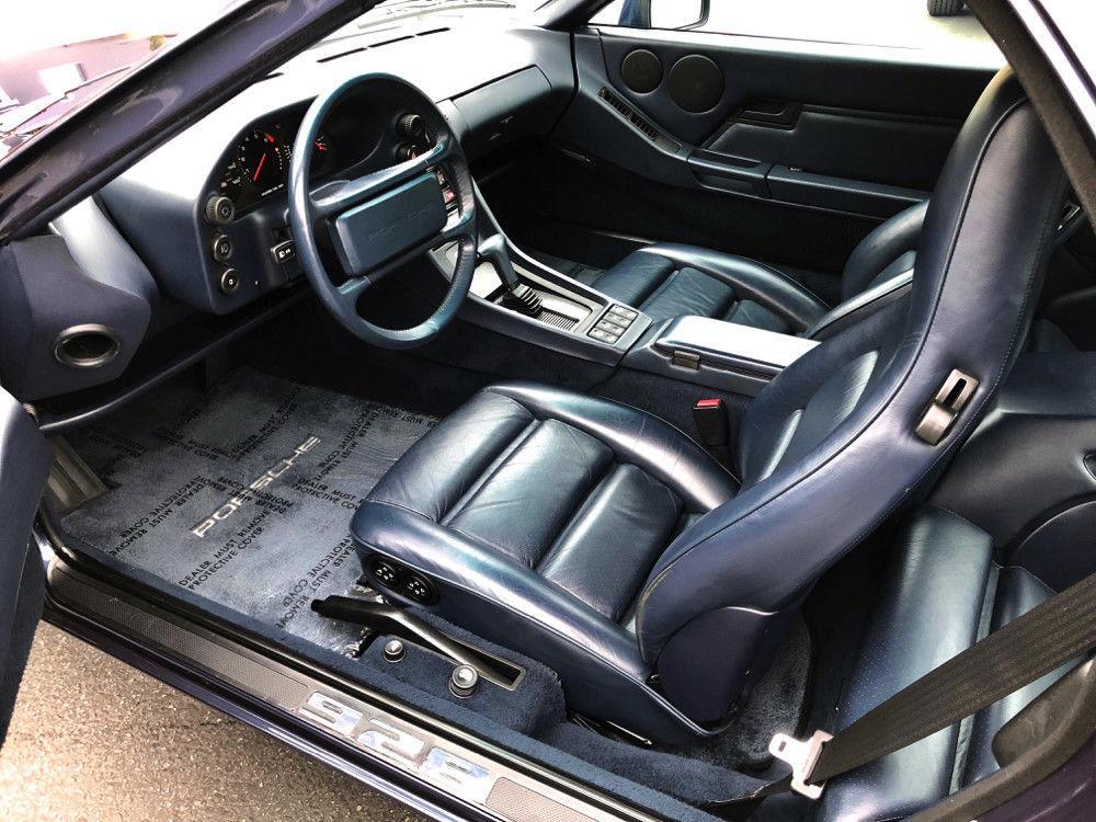 1986 Porsche 928 1/2 S/S4 Prussian Blue