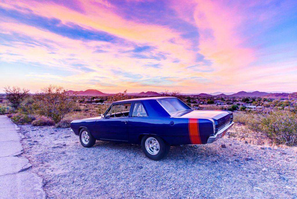 AMAZING 1967 Dodge Dart