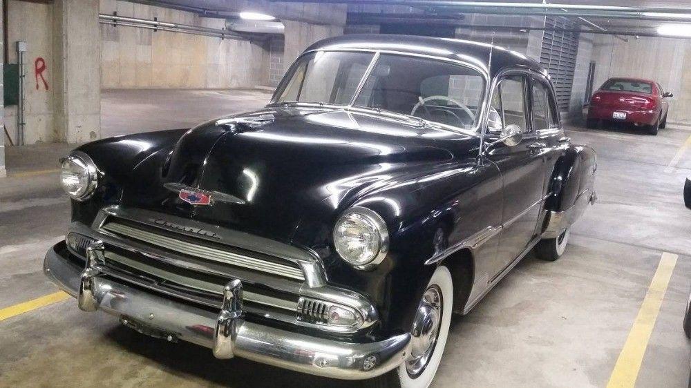 BEAUTIFUL 1951 Chevrolet – Old Classic Cruiser