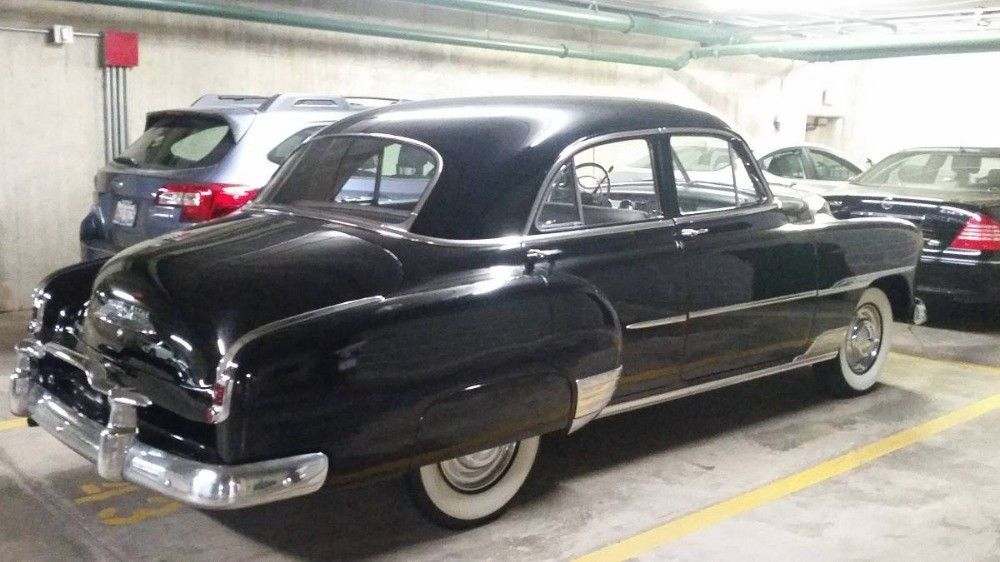 BEAUTIFUL 1951 Chevrolet – Old Classic Cruiser