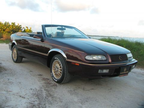 GREAT 1993 Chrysler LeBaron for sale