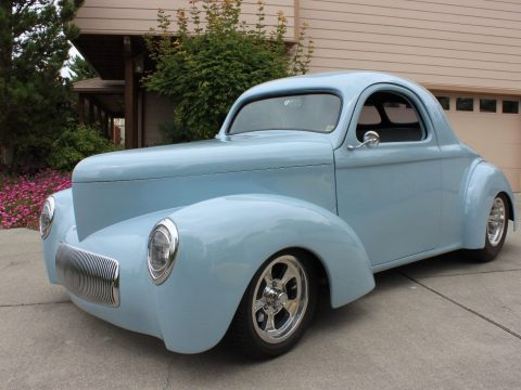 1941 Willys Coupe Hot Rod Street Rod for sale