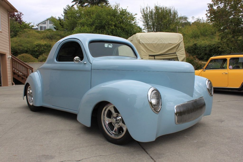 1941 Willys Coupe Hot Rod Street Rod