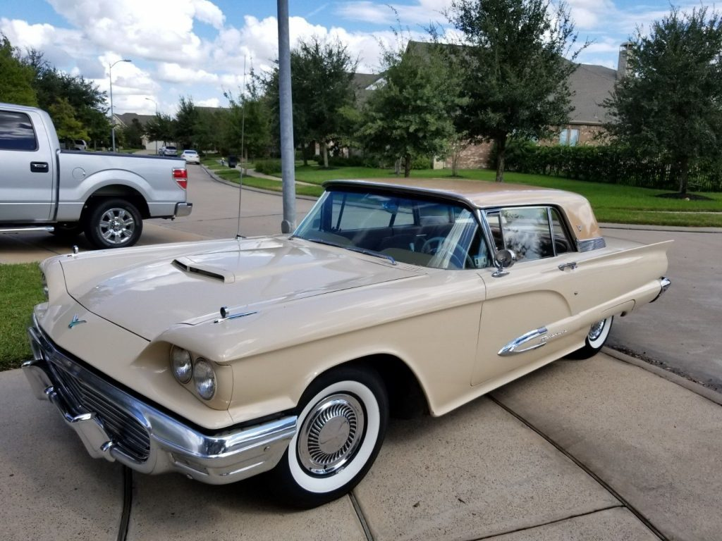 1959 Ford Thunderbird – ALL ORIGINAL
