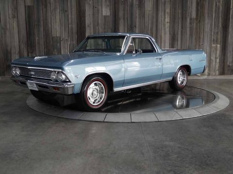 1966 Chevrolet El Camino #'s Match Factory AC Restored Beautiful Throughout for sale