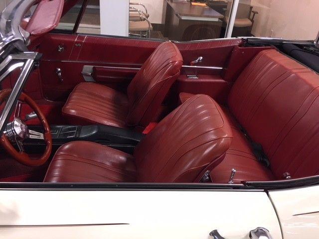 1968 Chevrolet Impala SS Convertible