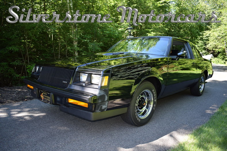 1987 Buick Grand National, Low Miles One Owner Pristine Stunning Collector Car